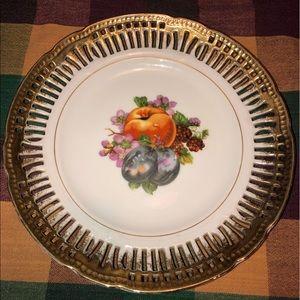 Set of Antique Occupied Japan decorative plates